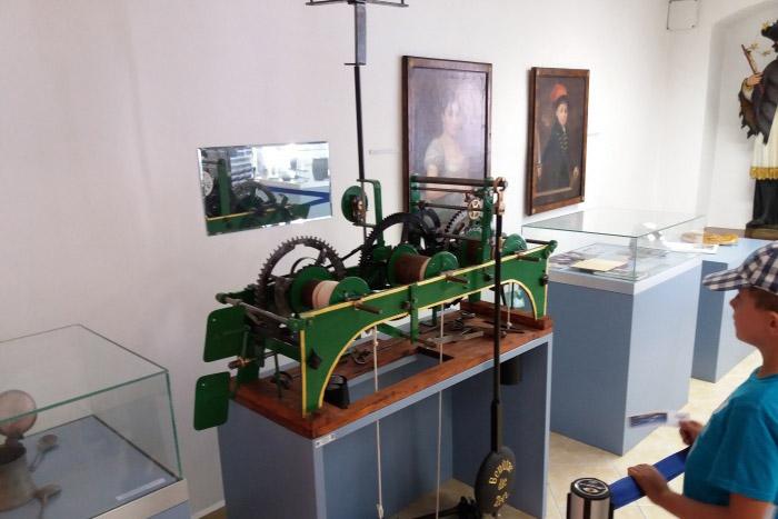 tábor o vynálezech historie