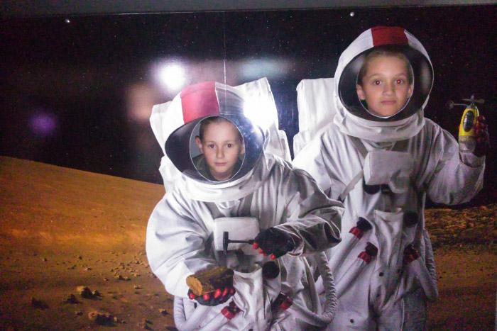 astronomický tábor