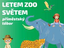 tábor v zoo